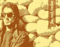 Bilal Winner - Typo Poster Promotional