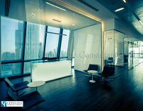 Interior Design Dubai - Minerco Office, Dubai, UAE