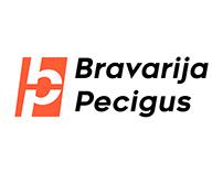 Bravarija Pecigus logo
