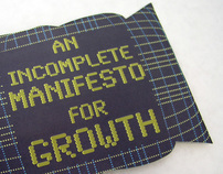 The Incomplete Manifesto for Growth