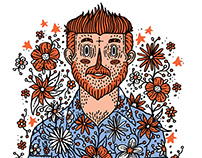 Floral Fred