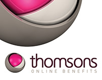 Brand Identity for Thomsons Online Benefits