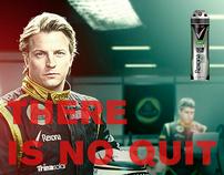 Rexona / F1 Sponsorship / Global TV campaign