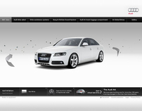 Audi A4 Online Special
