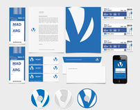 Brand Identity |  Volair