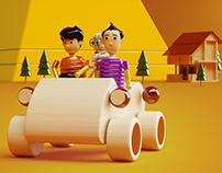 Gattu Battu / Nickelodeon