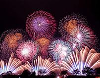 Lễ hội pháo hoa sắp diễn ra ở Đà Nẵng đang được nhiều n