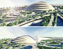 Sports Center Design Project