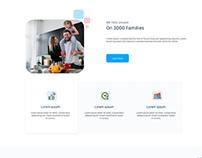 Atozhomeloan site Design