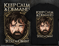 Tyrion Lannister GOT Clothing