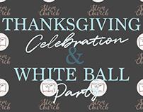 STEM Thanksgiving & White Ball Party