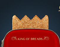 BRAND COPYWRITING –Royal Bakers brand/in-store campaign