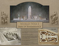 World War I Memorial Competition Proposal