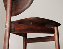 Spoon Chair