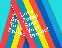 Project Jump Starter Swatchbook