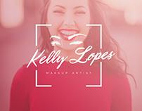 Visual Identity - Kelly Lopes Makeup Artist