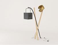 Eddoko – a lamp design for Yamaha Motor Europe contest