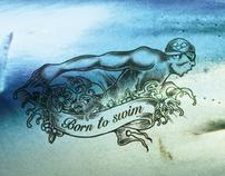 Arena Swimwear / Print / Poster / Campaign