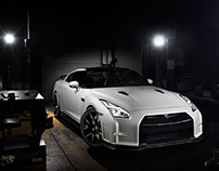 Nissan GTR - Photography & Retouching