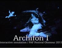 Archifon I. - Interactive Installation