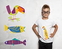 Animals_ Illustration for childrens