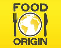Food Origin App