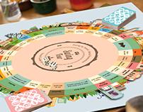 Swing Tour_Seoul Board Game