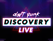 Daft Punk - Discovery LIVE