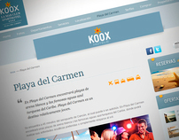 Banner web | Koox Hotels