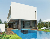 Private House: Architecture and Interior Design