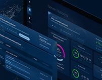UX/UI - desktop app for blockchain mining 2.0 (forging)