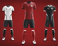 "Egypt Football Kit 2018 "" Concept 2"""