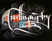 Calligraphy / the Labelmaker / late 2009