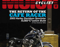 Motorcyclist Magazine Redesign
