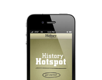 History Hotspot Mobile App