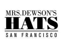 Mrs. Dewson's Hats