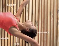 adidas Women Yoga Range Launch