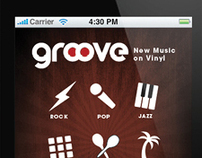 Groove: New Music on Vinyl Record