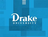 Drake University Internship Design Work