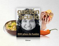 Gastón Acurio multimedia