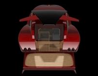 Ferrari E110 Eléganté (Styling Project) 2011 - 2012