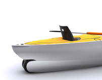 Transformable Boat