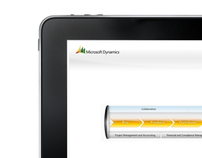 Microsoft Dynamic—iPad App