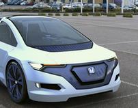 Honda FCTourer