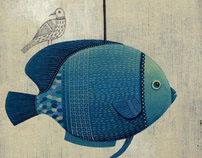 Wheeling fish