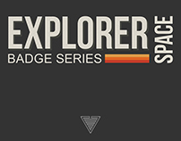 Space Explorer Badges