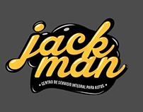 Logo Jack Man Service Center