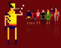 8-Bit Marvel