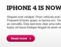 Online Telecommunications Shop