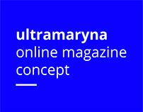 ultramaryna